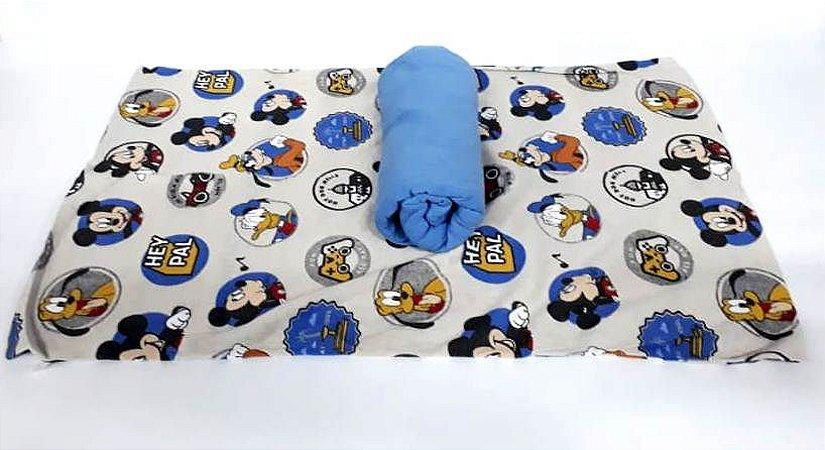 Jogo Simples Disney Amigos do Mickey/Azul Portallar