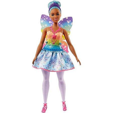 Boneca Barbie Dreamtopia Fada Das Estrelas Mattel