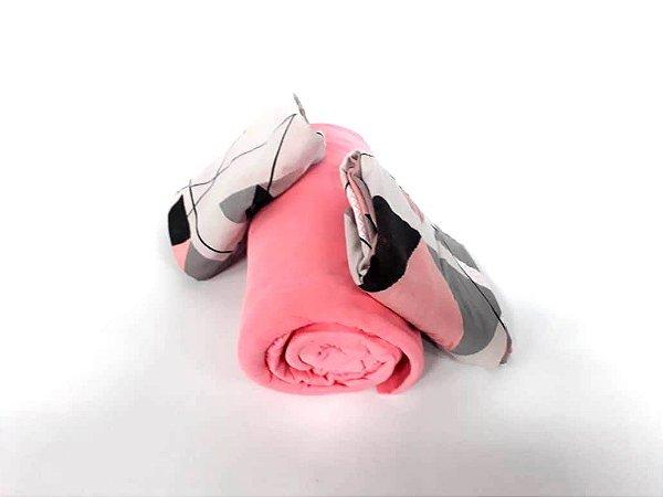 Jogo Portallar Casal Cubismo Rs Rs Flamingo 20689