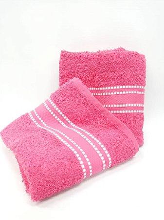 Toalha de banho Pink Linea - Camesa