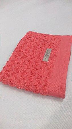 Toalha Atlantica Rosto Argos Rosa