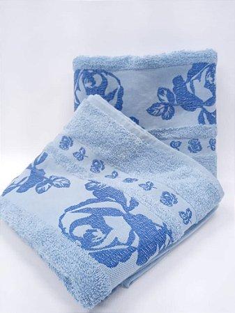 Toalha de banho Gala azul - Camesa