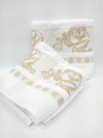 Toalha de banho Gala branco - Camesa