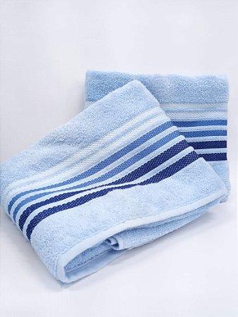 Toalha de banho Dynamo Plus azul - Camesa