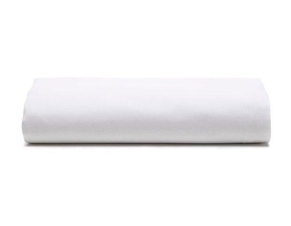 Lençol Com Elástico Solteiro All Design Branco Altenburg
