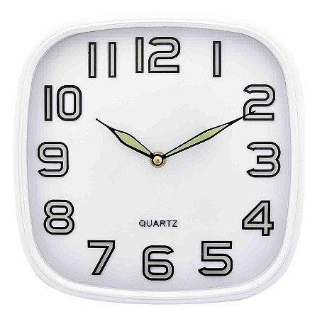 Relógio de Parede Quadrado - Imporiente