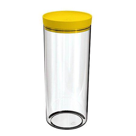 Porta Condimentos Uz Amarelo