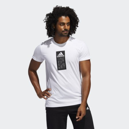 Camiseta Adidas Badge Of Sport Srack Split - Masculina