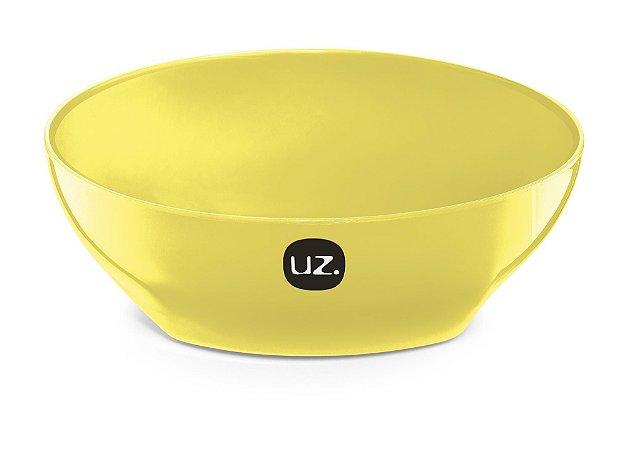 Saladeira Uz Plus 3,5l Amarelo Claro Uz198amc