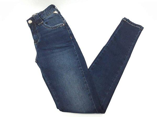 Calça Cigarrete Feminino - Tripé Jeans