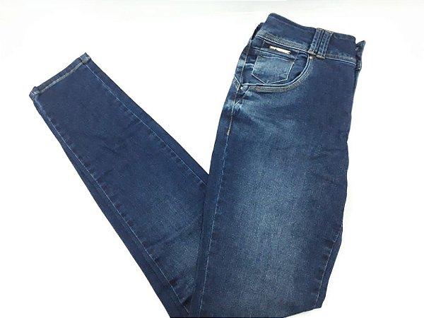 Calça Cigarrete Feminino 9633 - Tripé Jeans