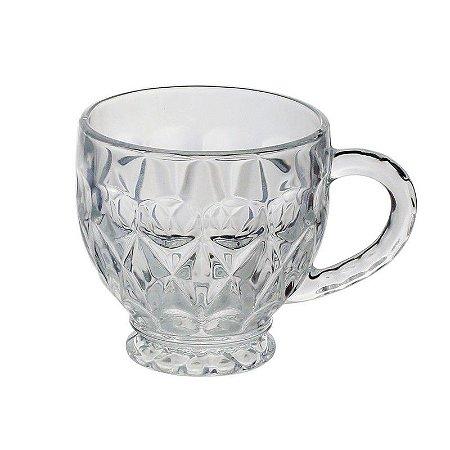 Xícara De Cristal Renaissance 200 ml - Coliseu