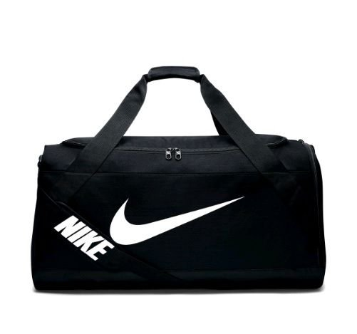 Bolsa Esportiva Nike Brasilia Duffer Extra Large 101 Litros - Preto