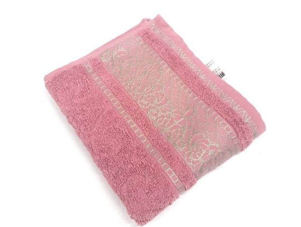 Toalha Atlantica Rosto Imperial Rosa Po 110200287
