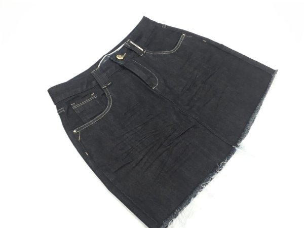 Saia Feminina 9898 - Tripé Jeans