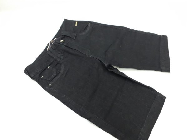 Ciclista Feminino Semi Baixa - Tripé Jeans