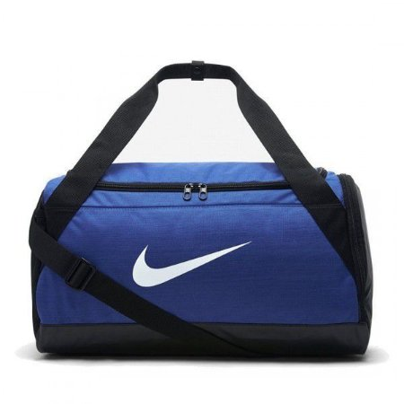 Bolsa Nike Brasilia Duffel 40 Litros - Azul