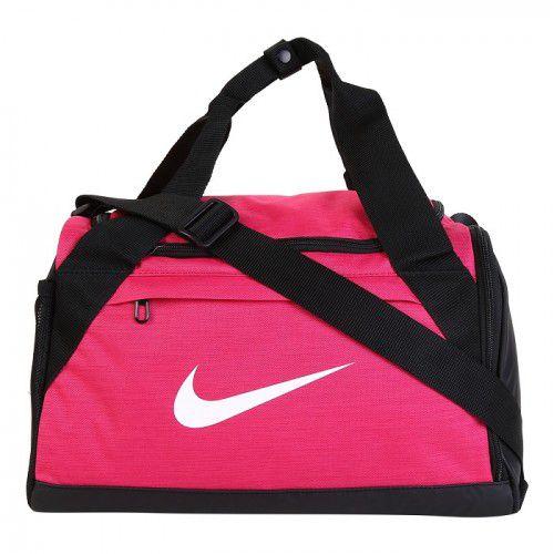 Bolsa Nike Brasilia Duffel 25 Litros - Rosa