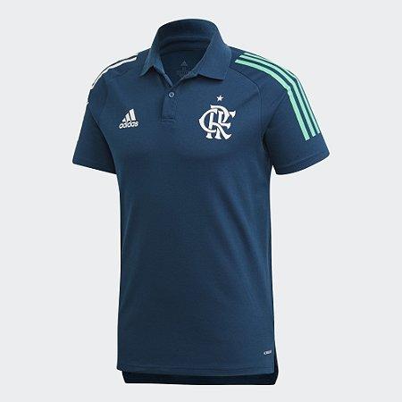 Camisa Polo CR Flamengo - Adidas