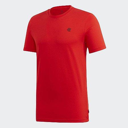 Camiseta CR Flamengo Street Graphic - Adidas