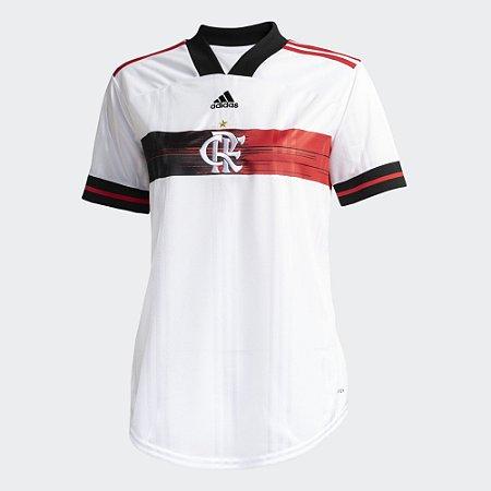 Camisa Cr Flamengo 2 Feminino - Adidas