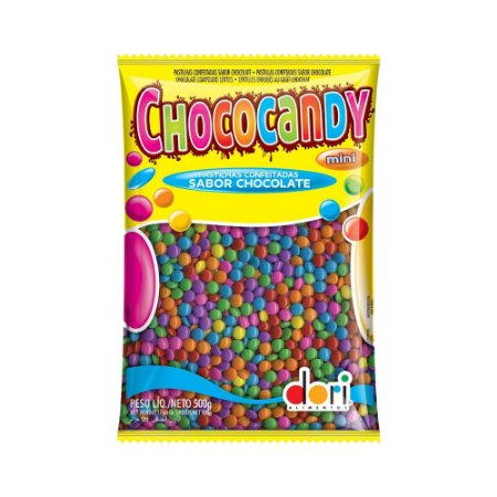 Chococandy Colorido 500G