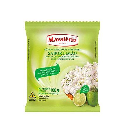 Pó Limão Mavalério100 G