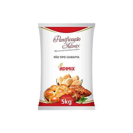 Pão Ciabatta 5,01 KG