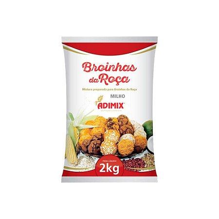 Mistura Broinha de Milho Adimix 2 KG