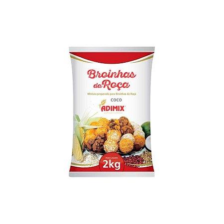 Mistura Broinha de Coco Adimix 2 KG