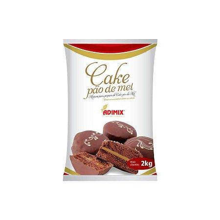 Mistura Cake Pão de Mel Adimix 2 KG
