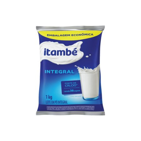 Leite em pó Integral Itambé 1 KG