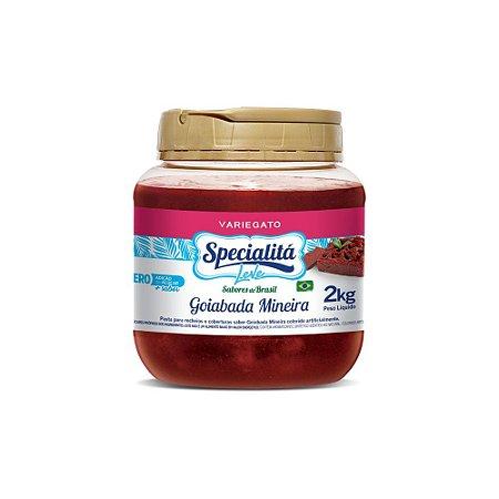 Variegato Goiabada Mineira Zero 2 KG