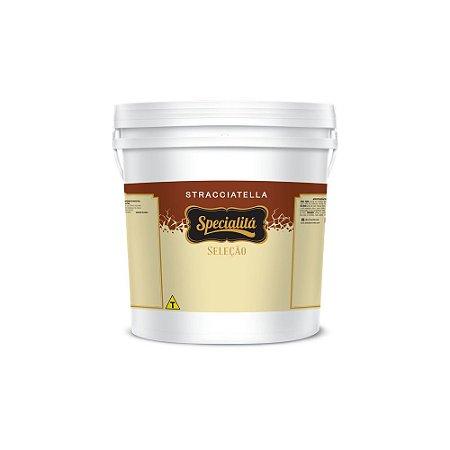Cobertura Esquimó Stracciatella Chocolate ao Leite 3,5KG