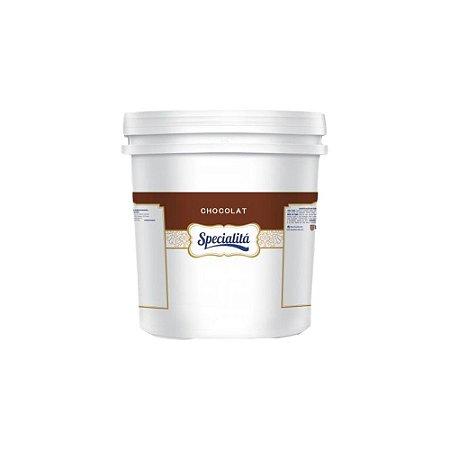 Chocolat Biscotti e Crema Meio Amargo 12 KG