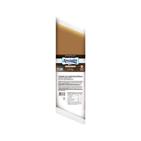 Selecta Creme De Amendocrema Zero Bisnaga 1,01KG