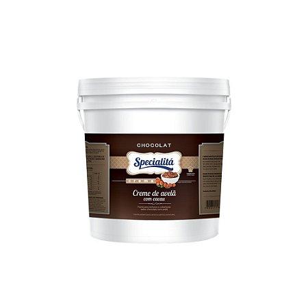 Chocolat Pasta Chocolate Com Avelã 3 KG