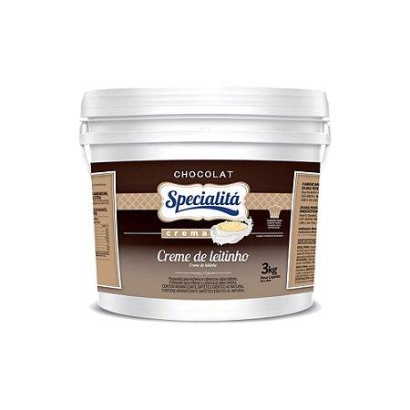 Chocolat Pasta leitinho 3 KG