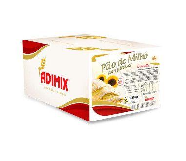 Pão De Milho 10kg