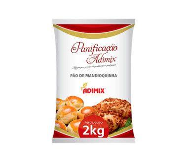 Pão De Mandioquinha 2kg