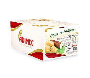 Mistura Bolo de Aipim Adimix 10 kg