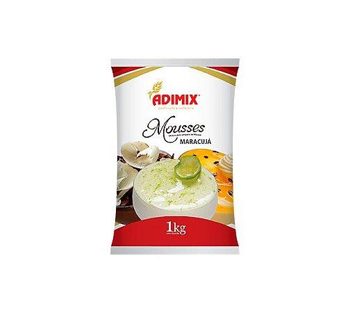 Mousse Maracujá 1kg