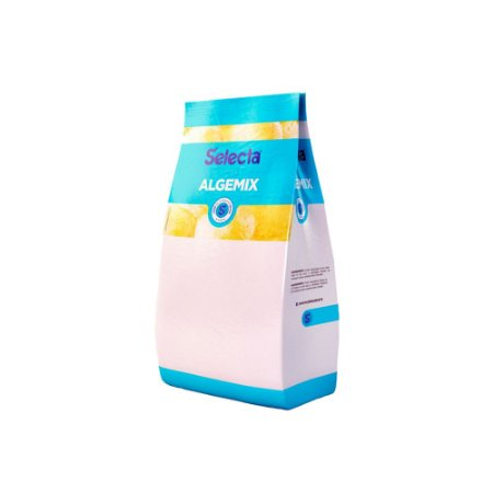 Saborizante Sorvete Algemix Selecta - Baunilha Branca 1kg