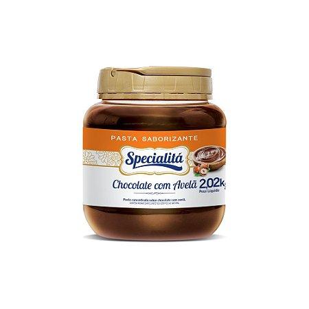Pasta Saborizante Chocolate com Avelã 2,kg