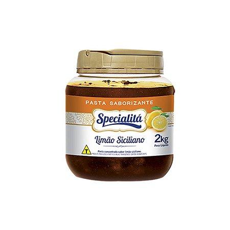 Pasta Saborizante Limão Siciliano 2 kg