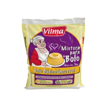 Bolo Vilma Básico (Neutro) 5kg