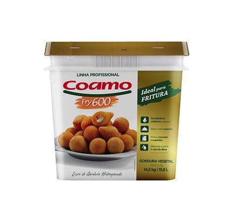 Gordura Coamo fry 600 14,5kg