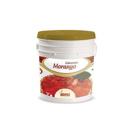 Geléia de Brilho Morango Adimix 4kg