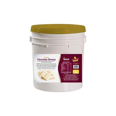 Recheio Granfil Chocolate Branco Gold Adimix 4kg