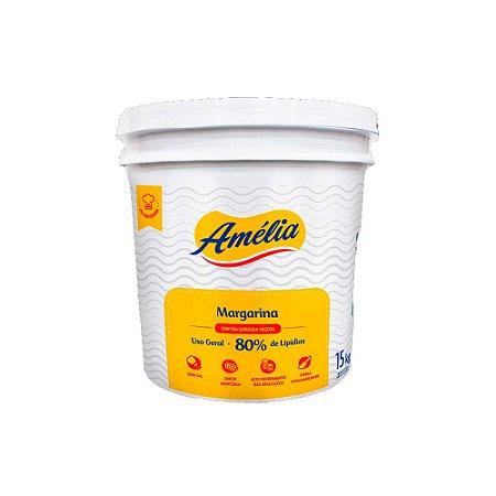 Margarina Amélia 80% 15Kg